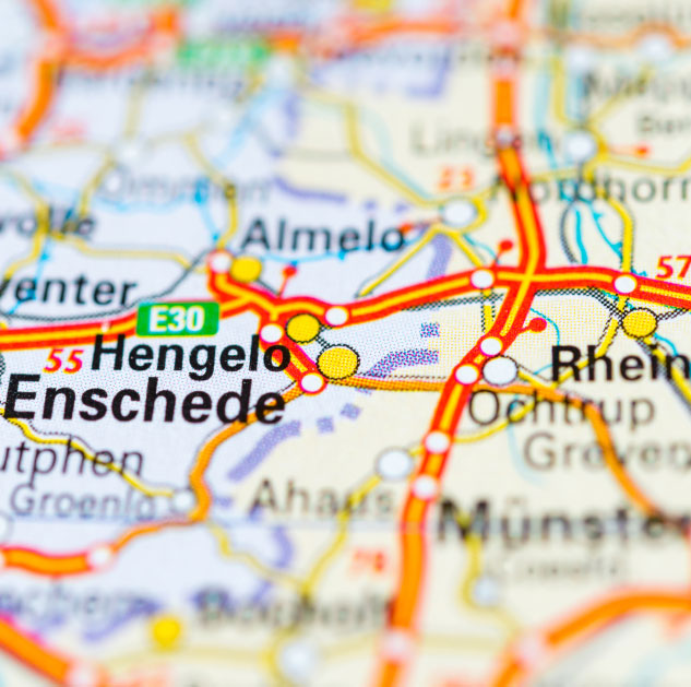 Agenda PR is located in Hengelo in the Netherlands