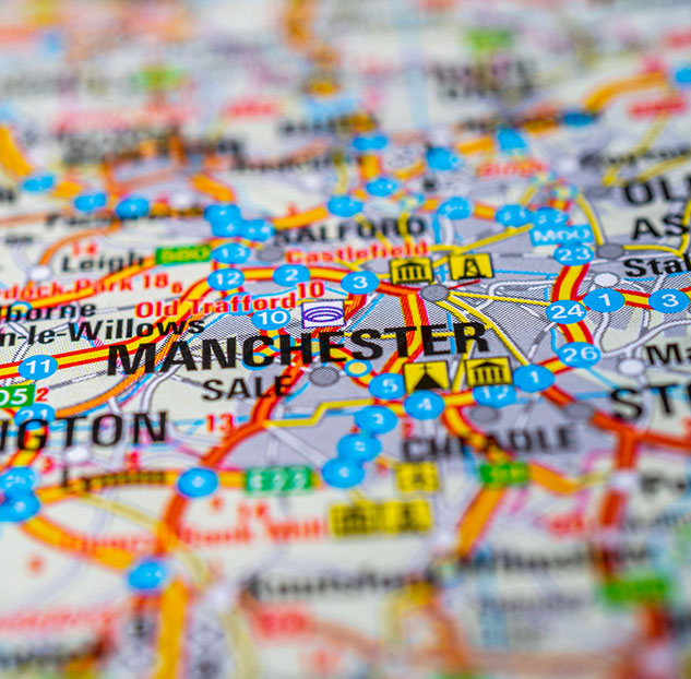 Agenda PR is located in Manchester in the UK